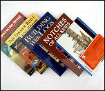 Log Construction Books, Span Tables & Videos