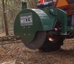 Stump Grinder from Woodland Mills