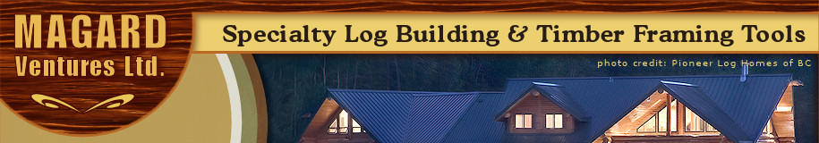 Magard Ventures Log Building Tools
