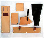 Leather Tool Covers & Holsters