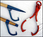 Cant Hooks, Peavies, Skidding & Lifting Tools
