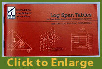 Log Span Tables