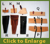 Leather Tool Covers