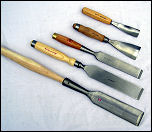 Slicks, Chisels & Gouges
