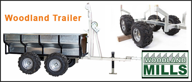 Woodland ATV Trailer
